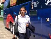 كأس العالم 2018.. إسبانيا تغادر إلى سوتشى لمواجهة البرتغال
