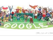 جوجل يحتفل بانطلاق فعاليات كأس العالم فى روسيا