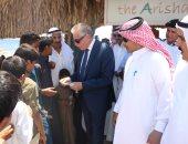 محافظ جنوب سيناء: وفدا السعودية والإمارات انبهرا من تنظيم مهرجان الهجن