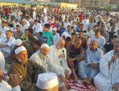 """فيديو وصور .. خطيب مسجد بالإسماعيلية: """"يوم العيد هو يوم التواصل مع الله"""""""