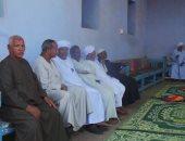 صور.. الإفطار الجماعى للقبائل العربية فى أول يوم العيد يزيل الخصومات بأسوان