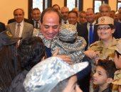 """""""السيسى زعيمى وأفتخر"""" يتصدر تويتر.. ومواطنون يطالبونه باستكمال الإنجازات"""