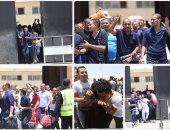 الإفراج عن 2110 مساجين و677 إفراج شرطى والرئاسة تسدد دين 960 غارما