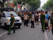 الشرطة الفيتنامية تفتح تحقيقا ضد امريكى أعتقل خلال تظاهرات