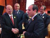 منصور هادى يهنئ الرئيس السيسى بعيد الفطر ويؤكد قوة علاقات مصر واليمن