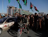 صور.. مقاتلو طالبان لأول مرة فى العاصمة الأفغانية بدون أسلحة