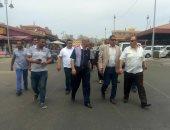 أحياء الإسكندرية تشن حملات لمتابعة تطبيق التسعيرة الجديدة لسيارات الأجرة