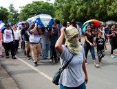 صور.. ارتفاع ضحايا اشتباكات المعارضة فى نيكاراجوا لـ170 قتيلا وتعثر المحادثات