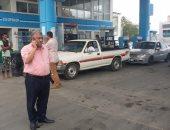 محافظ أسيوط: حملات رقابية على محطات ومستودعات الوقود لضبط لأسعار ومنع التهريب