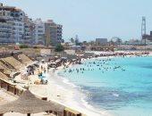 """""""السياحة و المصايف"""" بالإسكندرية تحظر نزول البحر بعد الغروب لهذا السبب"""