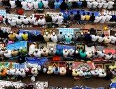 صور.. آلاف المسلمين فى الهند وباكستان وسريلانكا يؤدون صلاة عيد الفطر المبارك