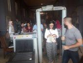 مدير المتحف المصرى: نتوقع زيادة معدلات الزيارة فى ثانى أيام عيد الفطر