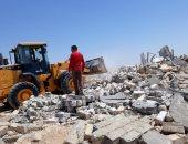 الآثار: استرددنا 216 ألف متر من أراضى الوزارة المتعدى عليها بالإسكندرية