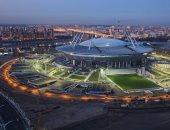 """صور .. شاهد ملعب مباراة مصر و روسيا """"كريستوفسكى"""" فى المونديال"""