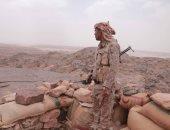 """الجيش اليمنى مدعوما بقوات التحالف يحرر مناطق جديدة بـ""""حيران"""".. فيديو"""