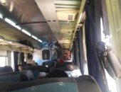 قارئ يشكو من تعطل تكييف قطار 983 أسوان - القاهرة