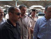 صور .. مساعد محافظ كفر الشيخ يتابع تطبيق التعريفة الجديدة ويترأس حملة إزالات