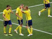 السويد ضد إسبانيا.. أحفاد الفايكنج يتقدمون بهدف بعد 51 دقيقة