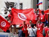 كأس العالم 2018.. جماهير تونس تشعل الأجواء فى روسيا قبل لقاء إنجلترا