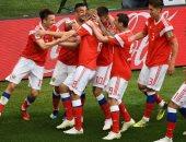 كأس العالم 2018.. تعرف على التشكيل الرسمى لمنتخب روسيا أمام الفراعنة