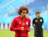 سوبر كورة .. عمرو وردة يتحدى قرار استبعاده من معسكر منتخب مصر
