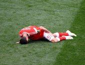العنف فى كأس العالم.. روسيا والدنمارك والمغرب أبرز الضحايا
