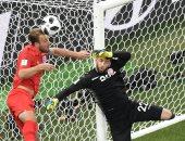 كأس العالم 2018.. إنجلترا تتقدم على تونس 1-0 بعد 11 دقيقة.. فيديو