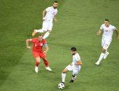 كأس العالم 2018.. فرجانى ساسى يتعادل لمنتخب تونس أمام إنجلترا 1-1