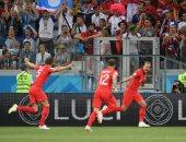 30 دقيقة.. المنتخب الإنجليزى يتقدم على تونس 1-0 بهدف هارى كين