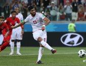 60 دقيقة والتعادل 1-1 يسيطر على مباراة تونس وإنجلترا بكأس العالم