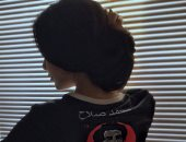 """فتاة روسية تتمنى لـ""""صلاح"""" تسجيل هدف فى منتخب بلادها"""