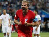 هارى كين أفضل لاعب فى مباراة إنجلترا وتونس بكأس العالم 2018.. فيديو