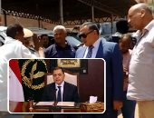 مساعدو وزير الداخلية يتفقدون مواقف السيارات لضبط تعريفة الركوب
