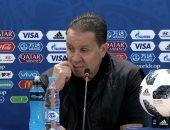 """مدرب تونس: """"استحقينا الخروج بالتعادل.. وكين مهاجم مثالى"""""""