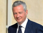 وزير الاقتصاد الفرنسى: لن اترشح لخلافة لاجارد فى رئاسة صندوق النقد الدولى