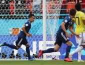 كأس العالم 2018.. هوندا يضيف هدف تعادل اليابان أمام السنغال.. فيديو