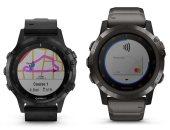 Garmin تستعد لطرح 3 إصدارات من ساعة Fenix 5 Plus الذكية