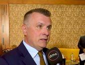 فيديو.. سفير السويد لدى مصر: حجم التبادل التجارى بين البلدين سيتضاعف خلال 5 سنوات