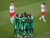 """السنغال تتفوق على بولندا بـ""""النيران الصديقة"""" فى الشوط الأول بكأس العالم"""