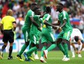 شاهد المنتخب السنغالى يرقص فى التدريبات