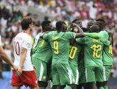 كأس العالم 2018.. السنغال تصعق بولندا بثنائية فى ختام الجولة الأولى