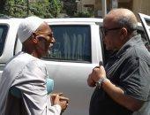 رئيس مدينة السنطة يتفقد مجمع المواقف لمتابعة شكاوى المواطنين