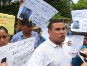صور.. وقفة احتجاجية فى نيكاراجوا تطالب بالإفراج عن المعتقلين على خلفية التظاهرات