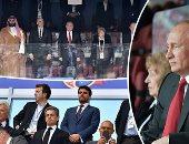 """هل بوتين الفائز الأكبر فى كأس العالم؟ ..""""نيوزويك"""": روسيا ورئيسها حققوا مكاسب كبرى من استضافة البطولة وتوقعات بزيادة السائحين بنسبة 25% العام المقبل.. استقبال زعماء العالم ومصافحة نجوم الكرة تبدد صورة """"المنبوذ"""""""