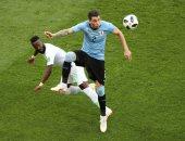 مجموعة مصر.. 20 دقيقة سلبية بين السعودية وأوروجواى بكأس العالم