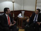 رئيس شركة مصر لتأمينات الحياة: افتتاح 5 فروع جديدة والانتهاء من الميكنة