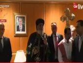 فيديو.. البابا تواضروس يصل لبنان للمشاركة فى اجتماعات كنائس العائلة الأرثوذكسية