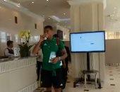 """كأس العالم 2018.. منتخب المغرب يتحرك إلى """"لوجنيكى"""" لمواجهة البرتغال """"فيديو"""""""