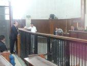 """رفع جلسة محاكمة مرسى وآخرين بقضية """"اقتحام الحدود"""" للاستراحة"""