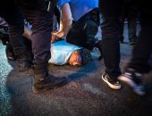 صور.. اشتباكات واعتقالات بمحيط مكتب رئيس وزراء رومانيا خلال مظاهرة ضد الفساد